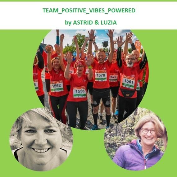 TEAM_POSITIVE_VIBES_POWERD BY Astrid und Luzia