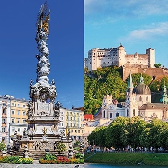Rund um Oberösterreich & Salzburg
