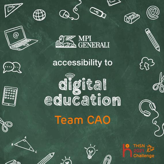 TEAM CAO Fundraising Challenge