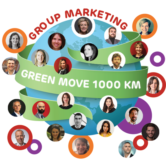 GROUP MARKETING GREEN MOVE