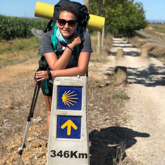 Camino emlékek újratöltve: Villar de Mazarife és Astorga távolságnyi séta Magyarországon