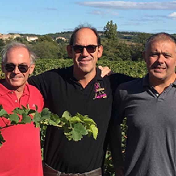 Conférence : La renaissance d'une exploitation viticole